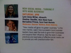 Green Social Media: Turning It Into More Business!