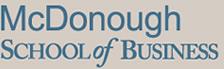 McDonough School of Business